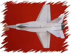 F-18 top PaperAircrafts