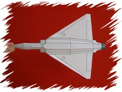 Mirage-2000 bottom PaperAircrafts