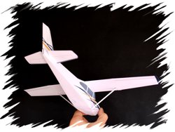 R182 back PaperAircrafts
