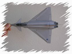 Eurofighter top PaperAircrafts