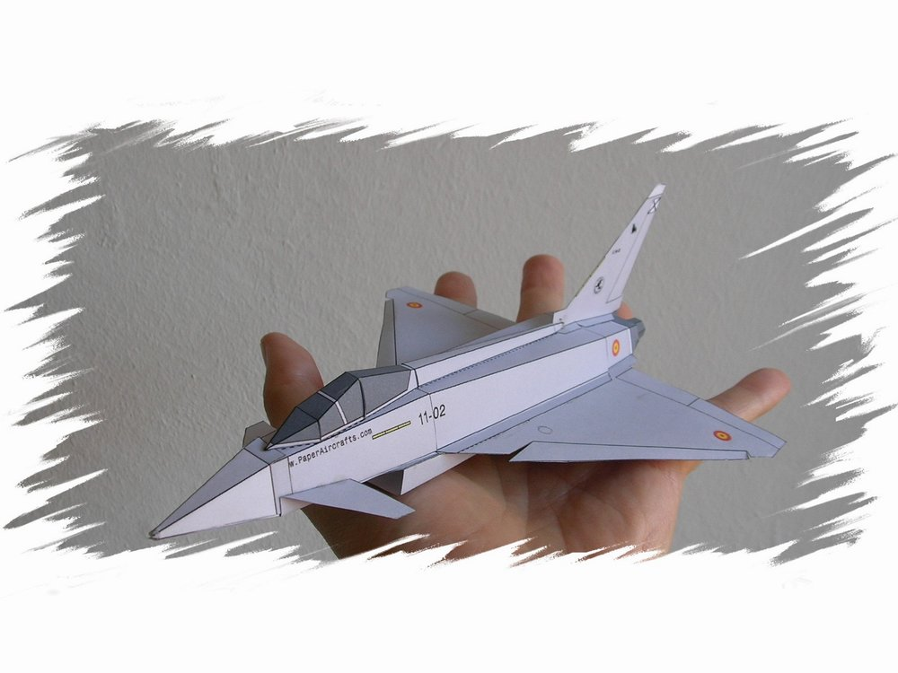 How To Make Jet Paper Airplanes Step By Step