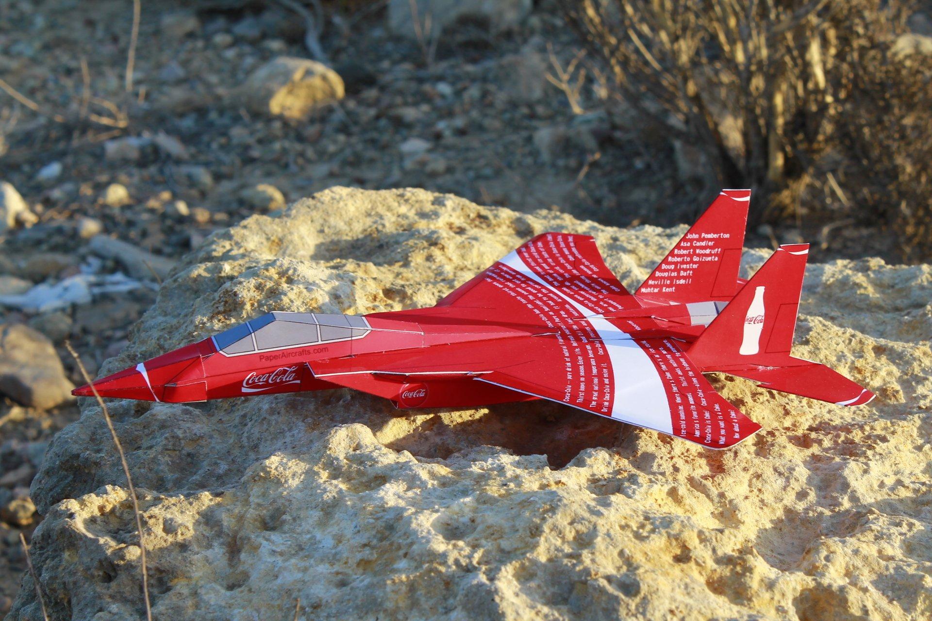 Coca-Cola Paper-F15-01