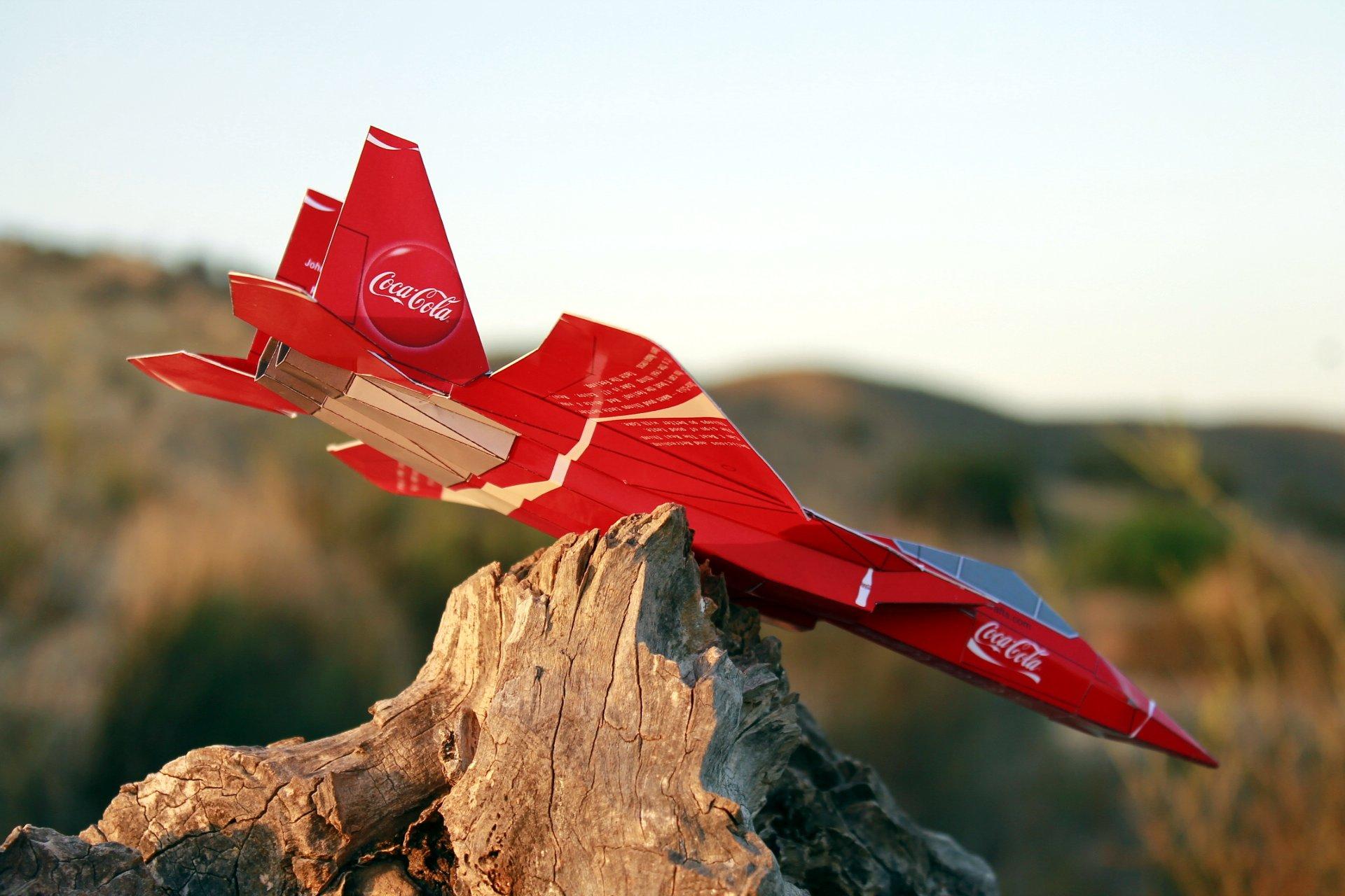 Coca-Cola Paper-F15-04