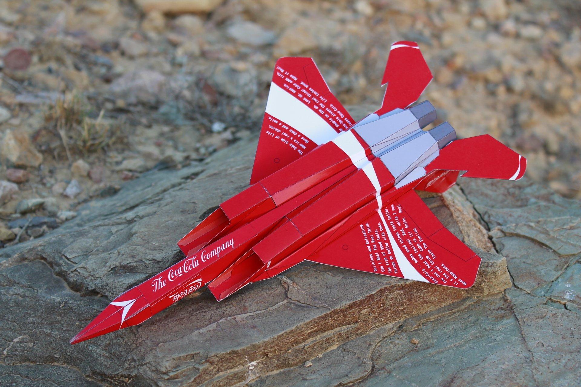 Coca-Cola Paper-F15-08
