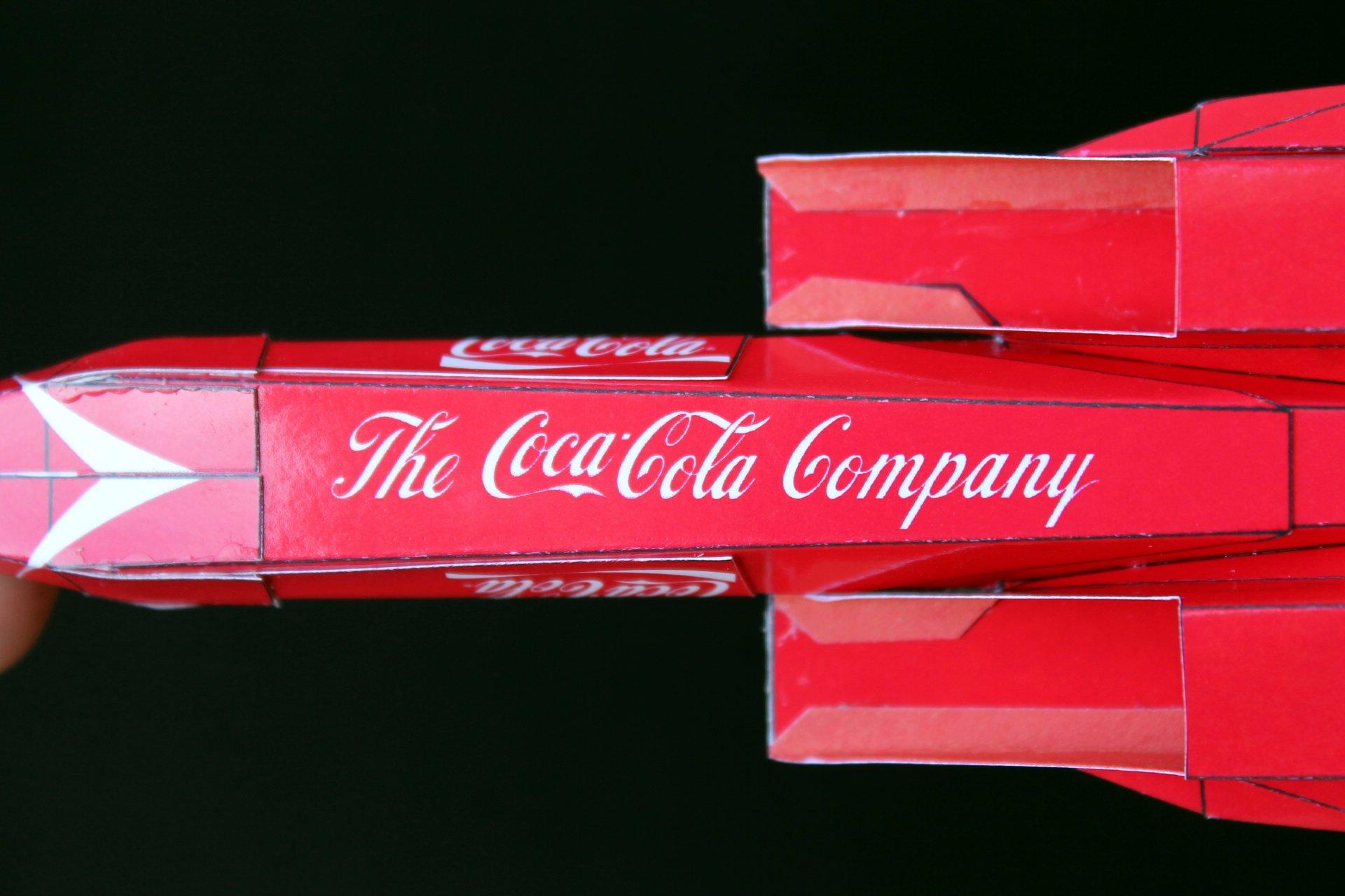 Coca-Cola Paper-F15-12