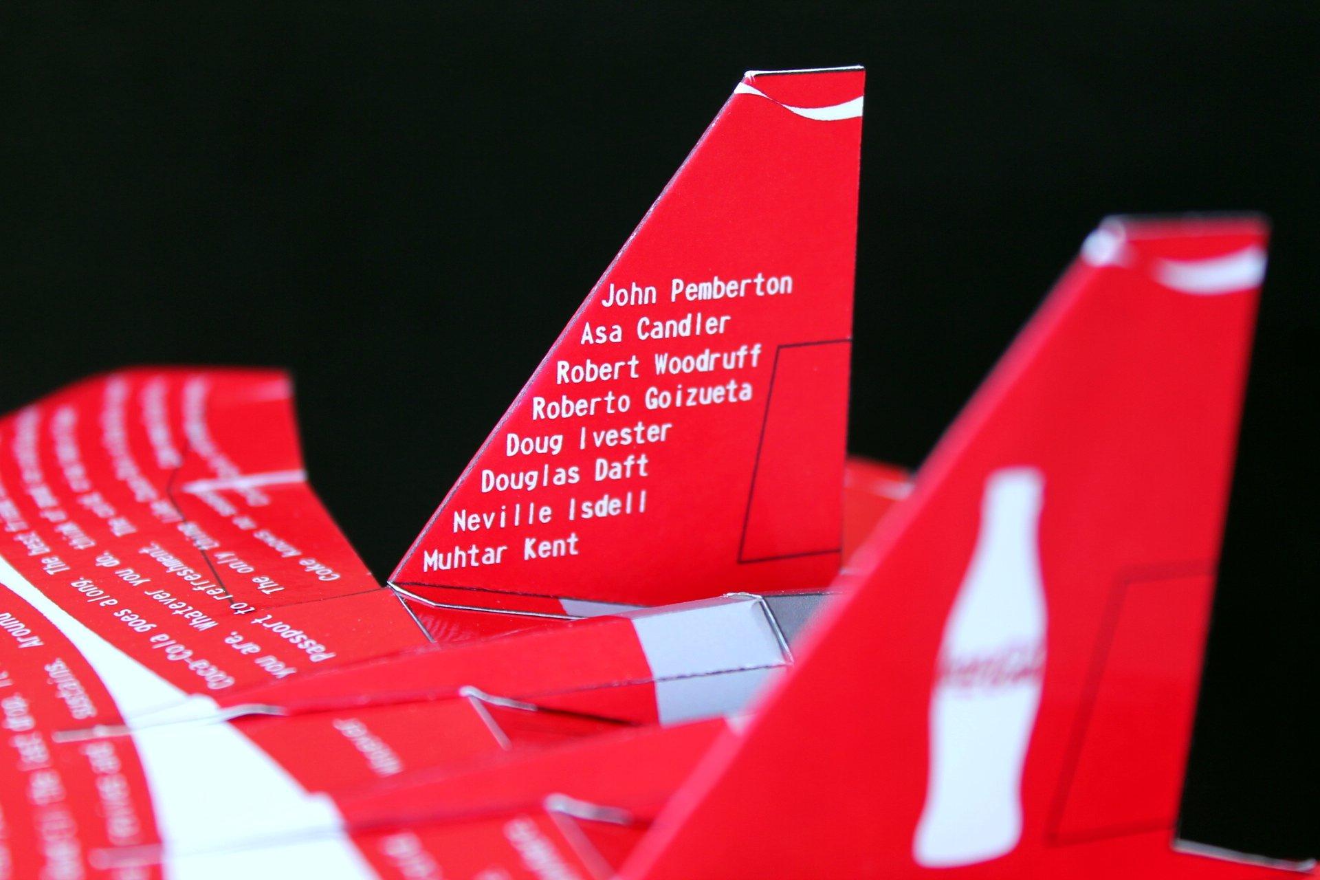 Coca-Cola Paper-F15-15