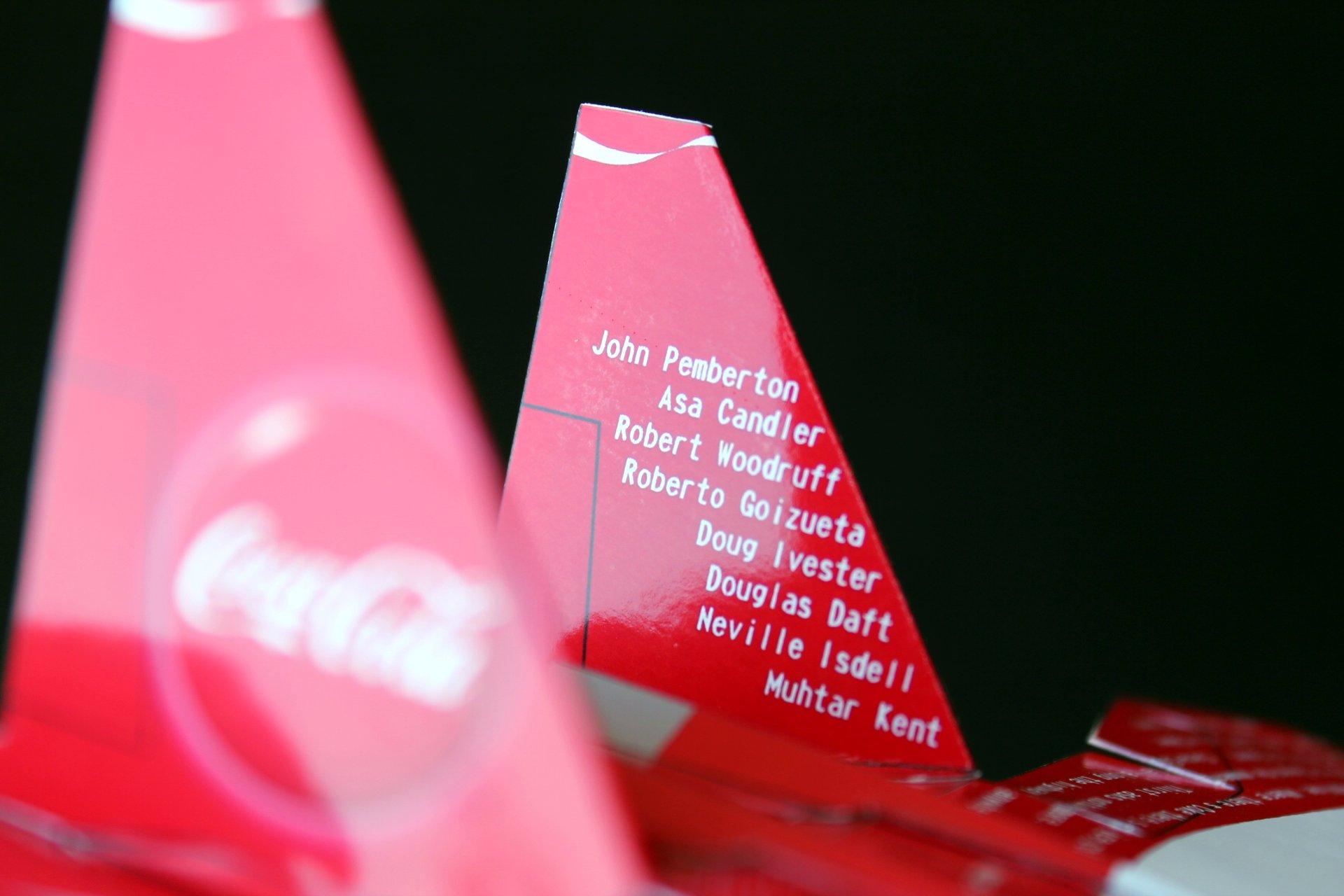 Coca-Cola Paper-F15-16