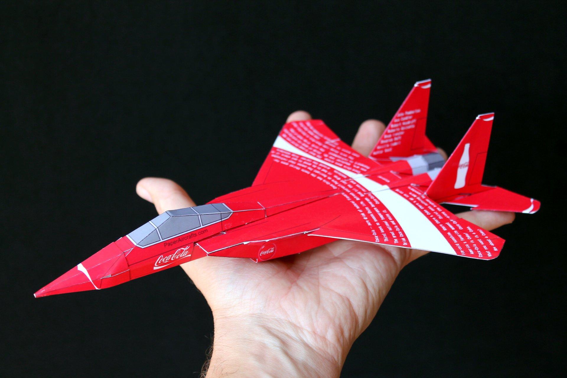 Coca-Cola Paper-F15-17
