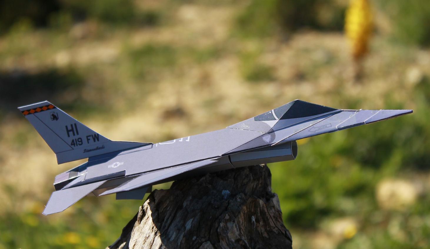 F-16 Diamondback